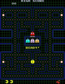Understanding Pac-Man Ghost Behavior