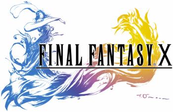 Final Fantasy X's logo